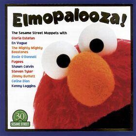 Elmopalooza! (CD)
