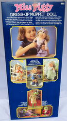 Fisher-price 1981 miss piggy dress up muppet doll 6