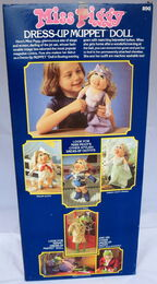 Fisher-price 1981 miss piggy dress up muppet doll 6