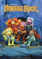 Poster Fraggle Rock-Fraggle Rock