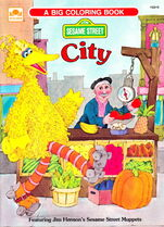 Citycoloringbook