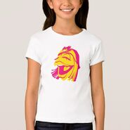 Zazzle janice mural shirt