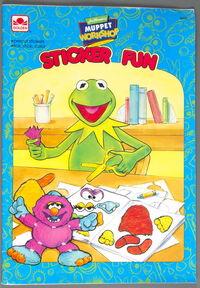 Muppetwstickerfun