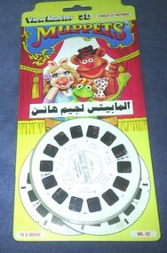 View-Master-Muppets-3Discs-Nr.42