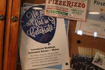 PizzeRizzo bulletin board 10