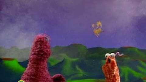 Sesame Street My Outer Space Friend