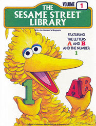 The Sesame Street Library Volume 1
