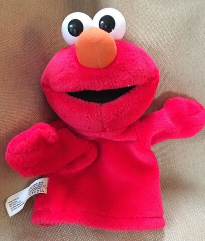 File:Fisher-price 2004 collectible hand puppet elmo.jpg