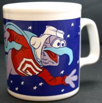 Kiln craft 1980 gonzo mug 1