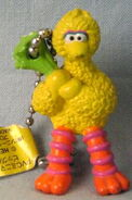 Sony scp mascot big bird veggies