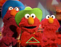 Telly's Triangle Dance