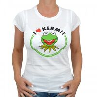 Loud distribution i love kermit shirt