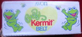 Avon 1986 baby kermit belt 1