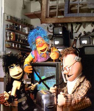 Guerilla Television Pic