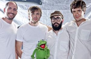 Kermit OK Go