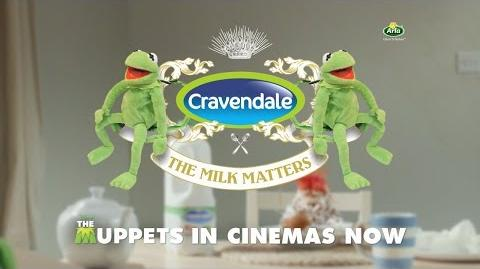 Cravendale - The Muppets