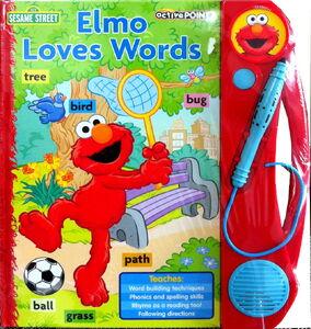 Elmo loves words new 2011 version