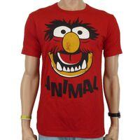 Logoshirt 2011 muppets faces animal