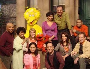 Season 40 cast