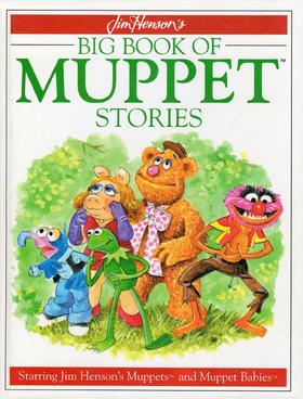 BigBookofMuppetStories