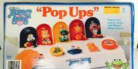 Muppet Babies Pop Ups