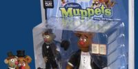 Stepping Out Fozzie Action Figure