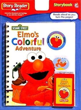 Elmoscolorfuladventure