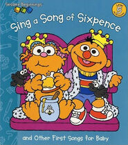 Sing a Song of Sixpence and Other First Songs for Baby