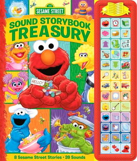 Sesame-street-sound-storybook-treasury