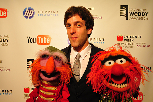 File:B. J. Novak webby awards.jpg