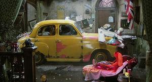 Beauregard's taxi