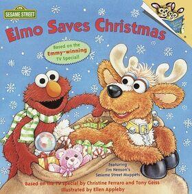 Elmosaveschristmasbook