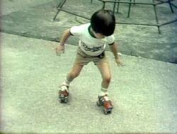 Film.Rollerskating