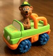 Baby bear's buggy
