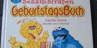 Das Sesamstrassen Geburtstagsbuch