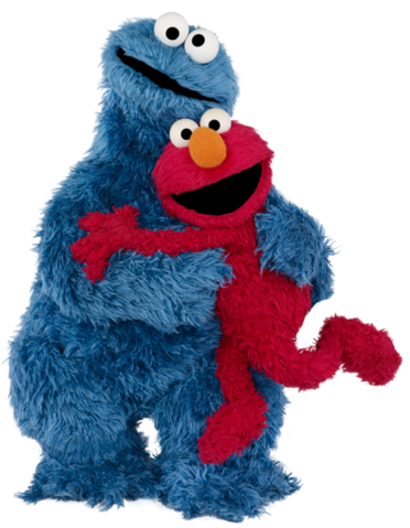 File:Cookie Monster-Elmo.png