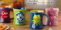 Muppet mugs (Disney Store)