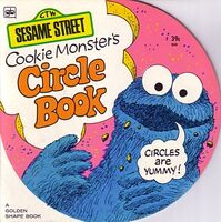 Cookie Monster's Circle Book
