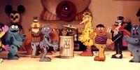 Sesame Street Peg Pals