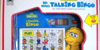 Big Bird's Talking Bingo