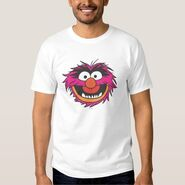 Zazzle animal head shirt