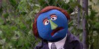 Chris Berman Muppet