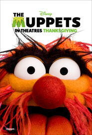 Muppets-Poster-Animal