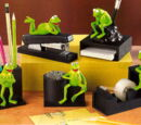 Muppet desk set (Disney Store)
