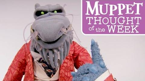 Muppet Thought of the Week ft. Uncle Deadly The Muppets