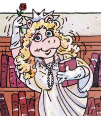 Comic-piggyliberty
