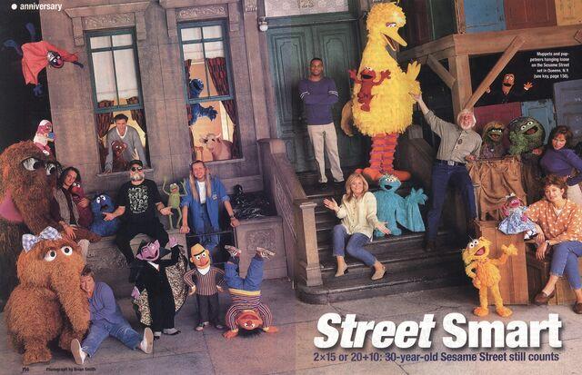 File:Sesame and Muppeteers.jpg