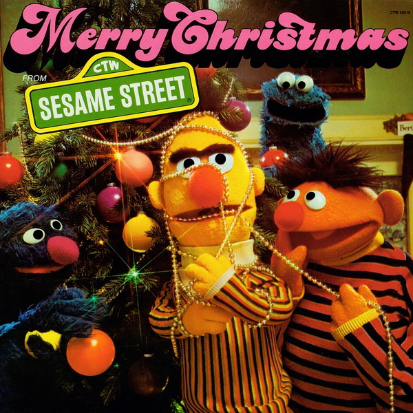 Merry Christmas from Sesame Street | Muppet Wiki | FANDOM powered ...