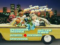German-Die-Muppets-Erobern-Manhattan-DVD-Menu-Typo