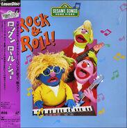 Rockandroll jap laserdisc